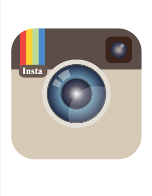 Instagram Logo for Women's Center